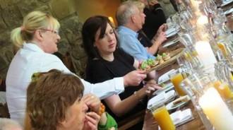 Blackfriars banquet