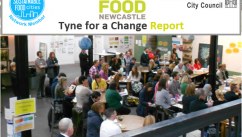 FN Tyne for Change POSTER