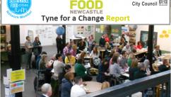 FN Tyne for Change POSTER